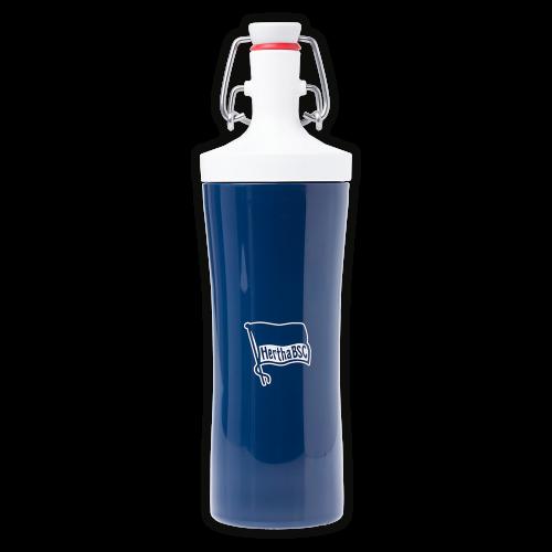 Trinkflasche navy