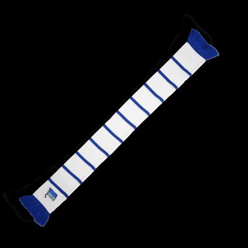 HBSC Schal Blockstreifen weiß