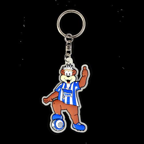 HBSC Schlüsselanhänger Herthinho PVC