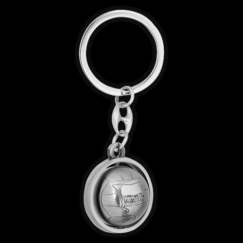 HBSC Schlüsselanhänger 3D Ball Metall