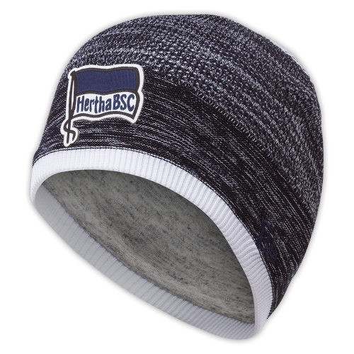 HBSC Mütze Muster schwarz-weiss