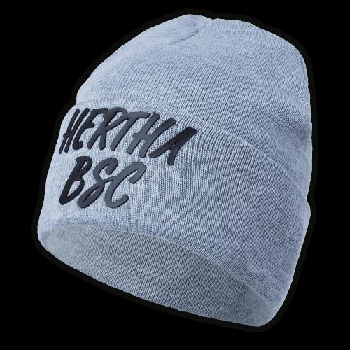 HBSC Mütze Hertha BSC grau