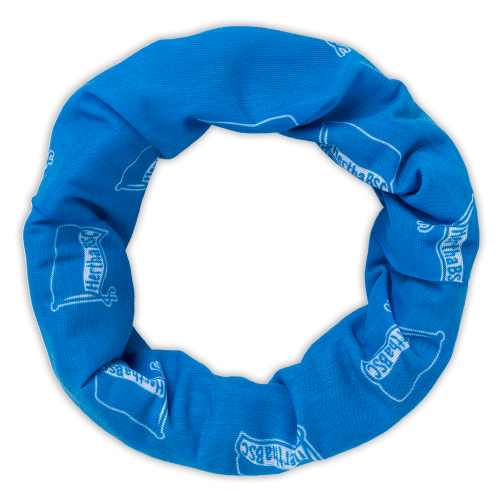 HBSC Mutlifunktionstuch Kinder blau