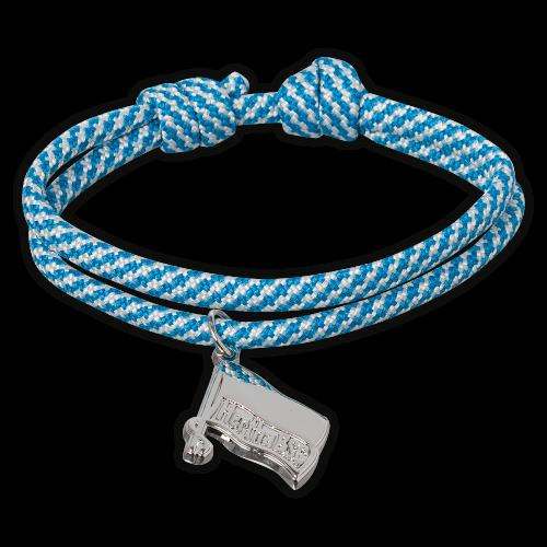 HBSC Armband blau-weiß