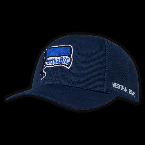 HBSC Cap Logo navy