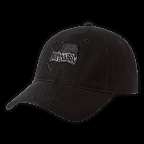 Cap Logo schwarz